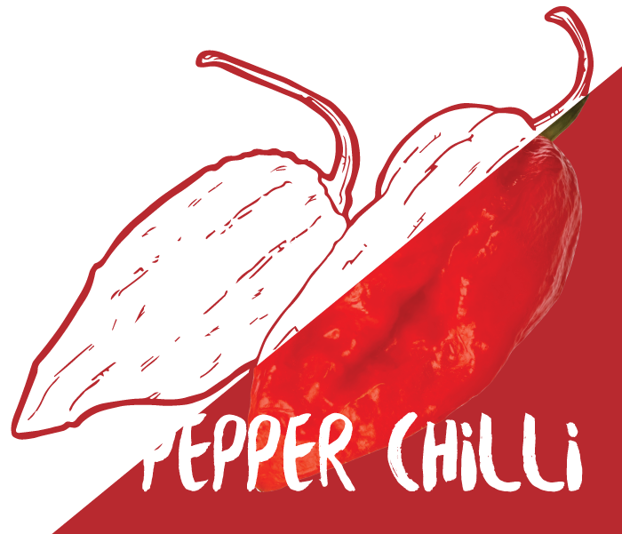 RAW Pepper Chilli