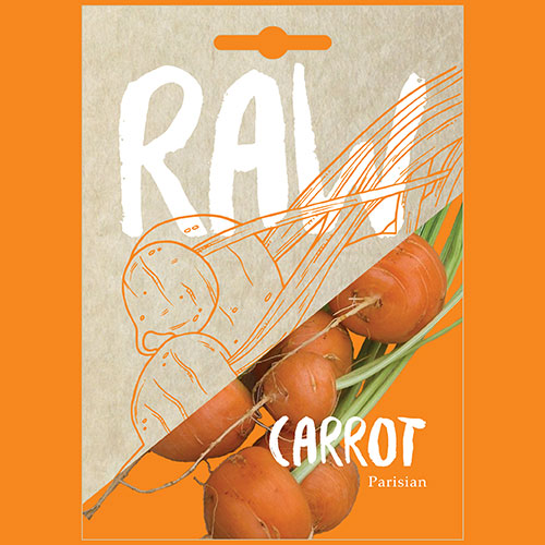 Carrot Parisian