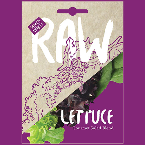 Lettuce Gourmet Salad Blend