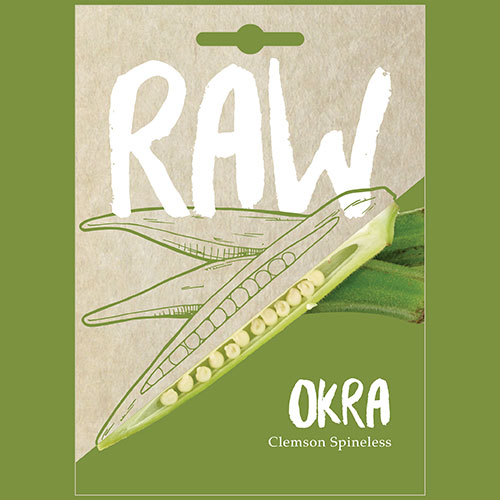 Okra Clemson Spineless