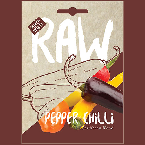 Pepper Chilli Caribbean Blend