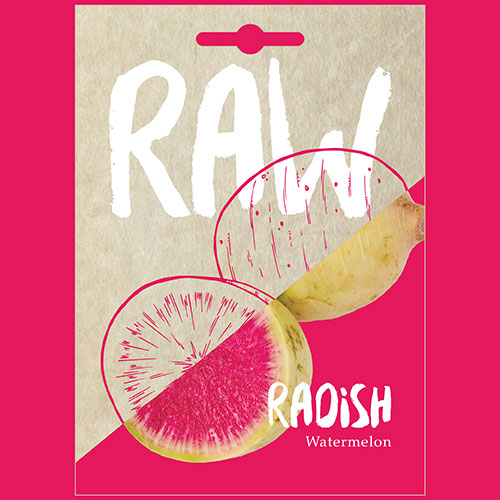 Radish Watermelon