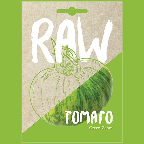 Tomato Green Zebra