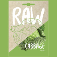 RAW Cabbage Savoy