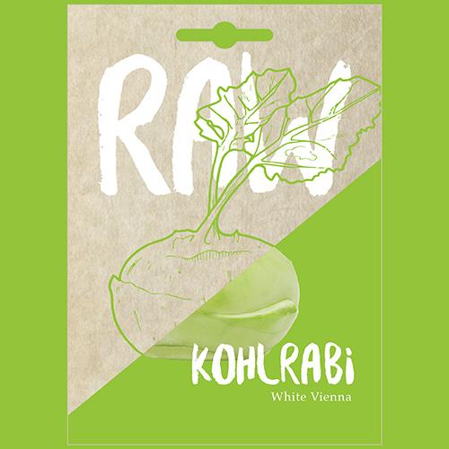 RAW Kohlrabi White Vienna