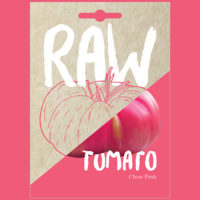 RAW Tomato Clear Pink