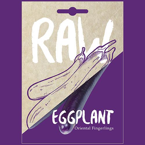 Eggplant Oriental Fingerlings