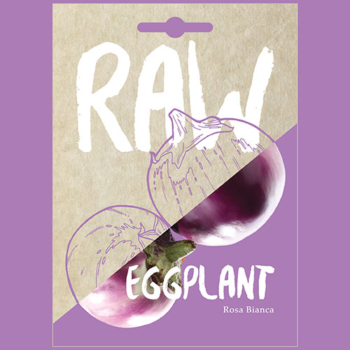 Eggplant Rosa Bianca