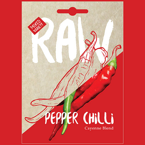 Pepper Chilli Cayenne Blend