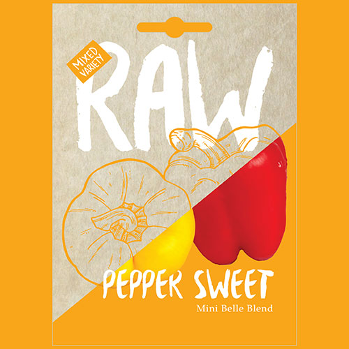 Pepper Sweet Mini Belle Blend