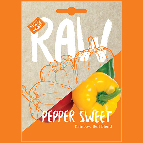 Pepper Sweet Rainbow Bell Blend