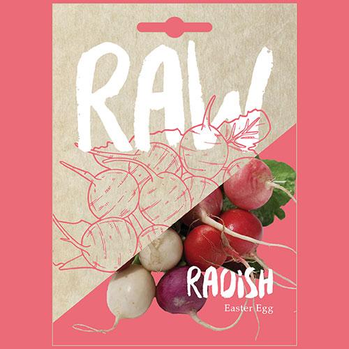 Radish Easter Egg