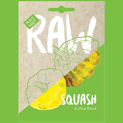 Squash Scallop Blend