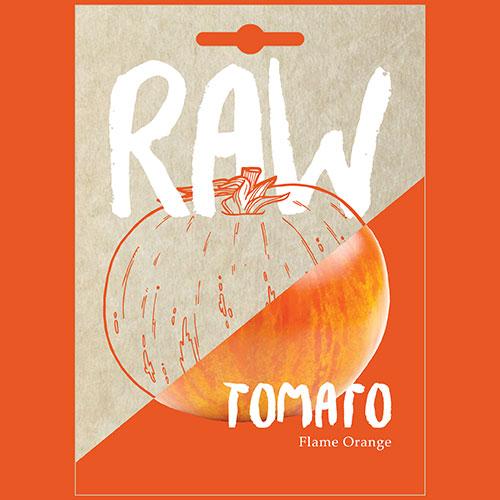 Tomato Flame Orange