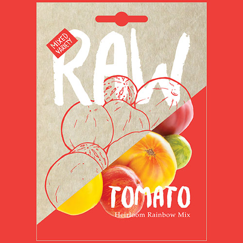 Tomato Heirloom Rainbow Mix