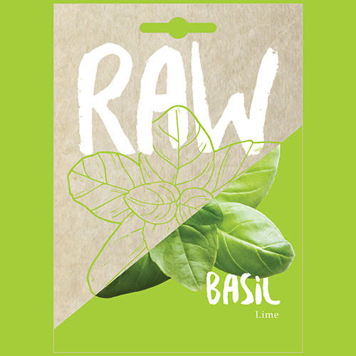 RAW Basil Lime