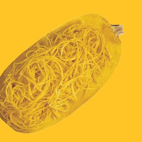 RAW Squash Vegetable Spaghetti