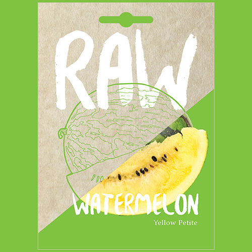 RAW Watermelon Yellow Petite